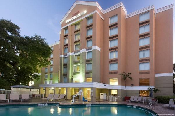 Hotel SpringHill Suites Fort Lauderdale Airport & Cruise Port
