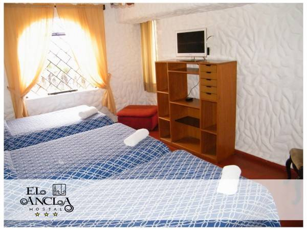 Hotel Hostal El Ancla