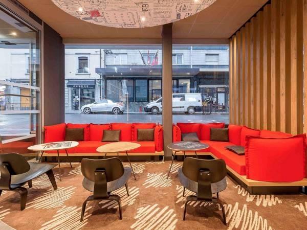 Hotel ibis Genève Centre Lac
