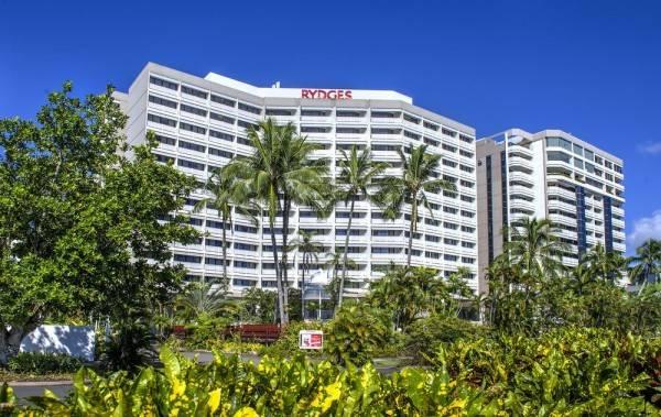 Hotel Rydges Esplanade Resort Cairns