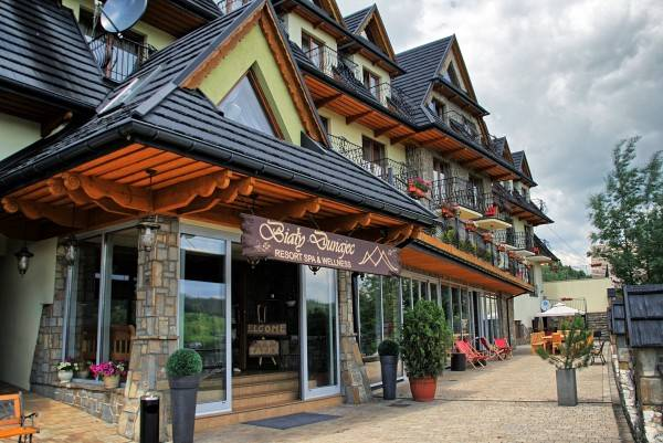 Hotel Bialy Dunajec Resort & Spa