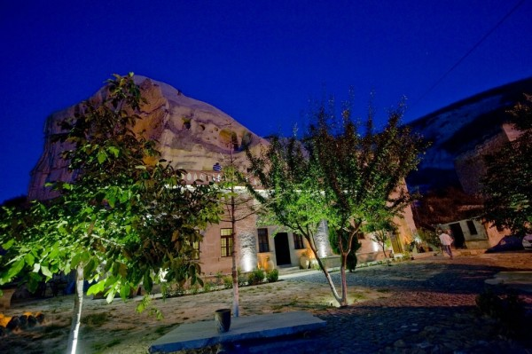 The Village Cave Hotel