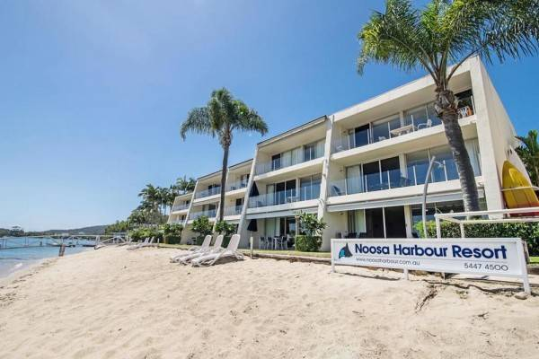 Hotel Noosa Harbour Resort