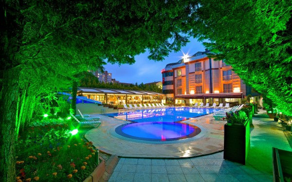 BAHİRA SUITE HOTEL (all rooms suite)