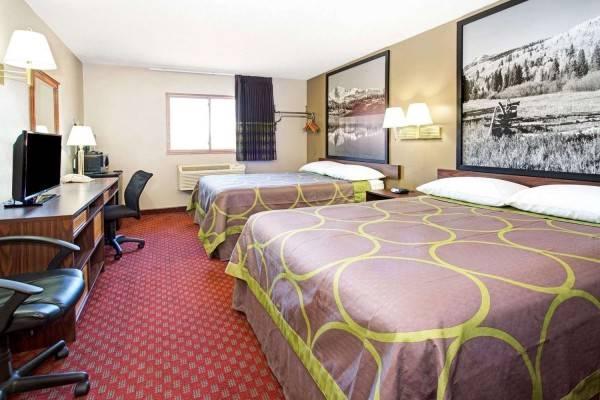 Hotel SUPER 8 LONGMONT DELCAMINO CO