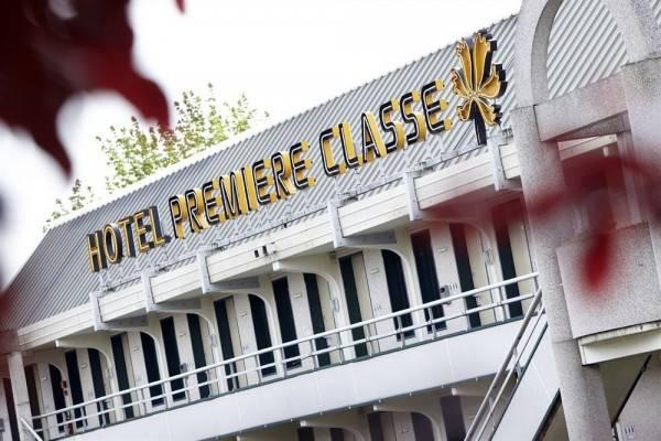 Hotel Premiere Classe Bourges (6 kms du centre-ville)