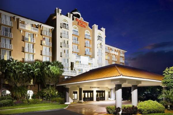 Hotel Sheraton Suites Fort Lauderdale at Cypress Creek