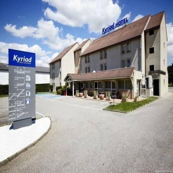 Hotel Kyriad - Lyon St Bonnet de Mure