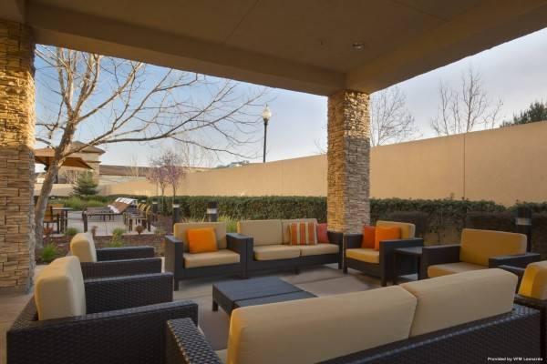 Hotel Courtyard Sacramento Folsom