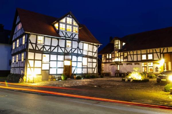 Zum Rosenhof Romantikhotel