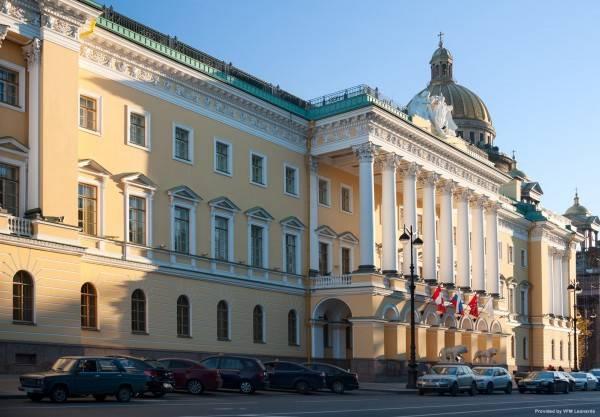 Hotel Four Seasons St Petersburg