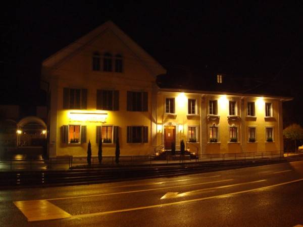 Hotel Herberge Teufenthal