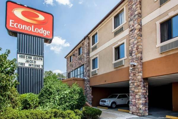 Hotel Econo Lodge Jersey City