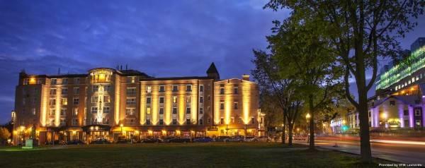 Hotel Chateau Laurier Quebec