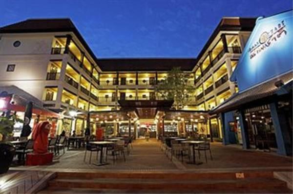 Hotel Baan Chart