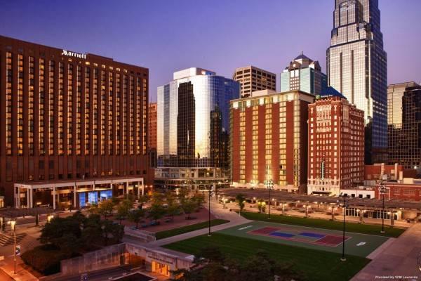 Hotel Kansas City Marriott Downtown