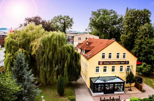 Hotel Dresdner Hof Haupthaus