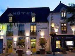 Hotel Les Palis Spa Logis