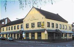 Hotel WILKENS Anno 1835