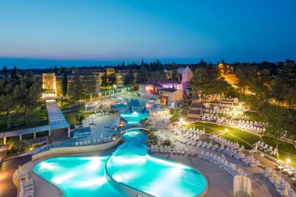 Hotel Residence Sol Garden Istra for Plava Laguna