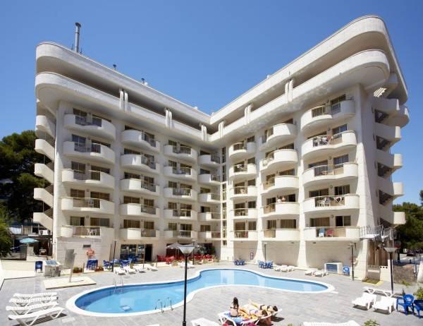 Hotel Apartamentos Mediterranean Suites