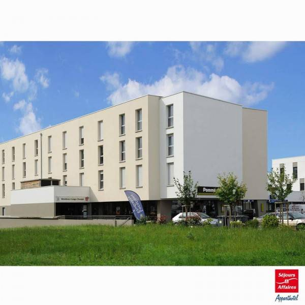 Sejours & Affaires Longs Champs Apparthotel
