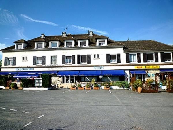 Hotel Le Relais du la route bleue Logis