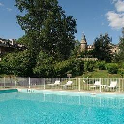 Hotel Chateau de Castel Novel