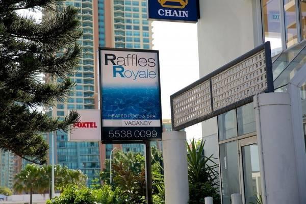 Hotel Raffles Royale