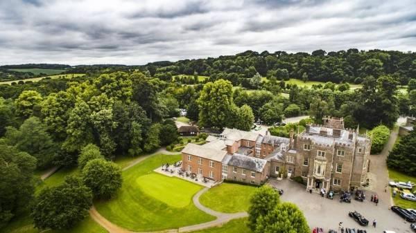 Hotel Donnington Grove Country Club