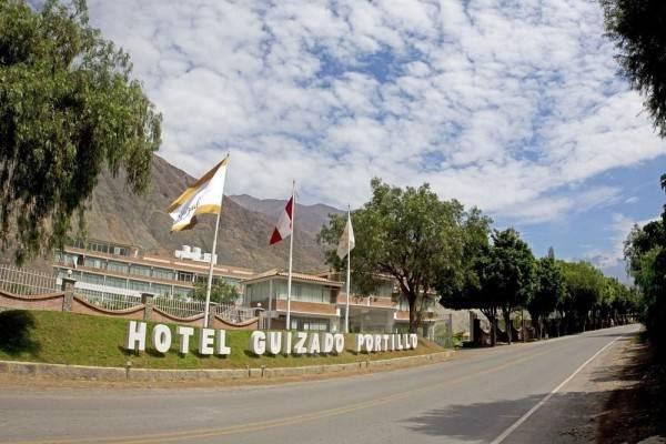 Hotel Guizado Portillo Hacienda & Resort.