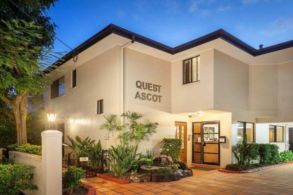 Hotel Quest Ascot Serviced Apts