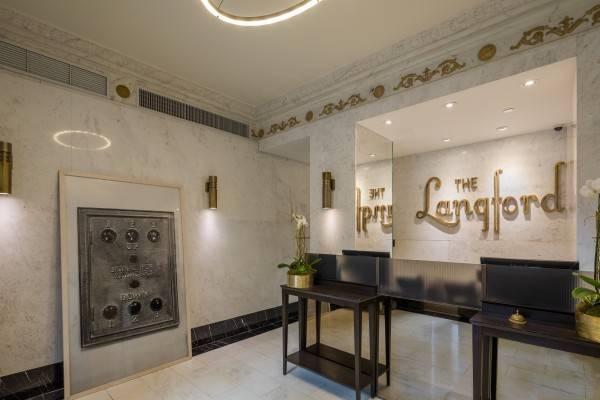 Eurostars Langford Hotel Miami