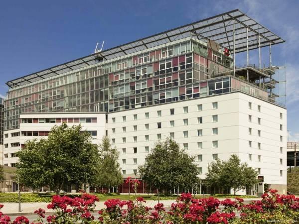 Hotel ibis Lyon Caluire Cité Internationale