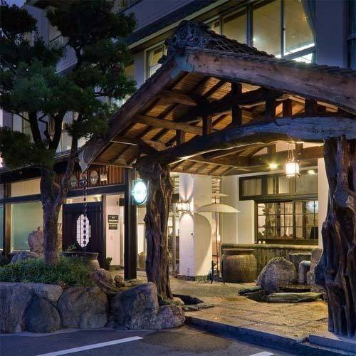 Hotel (RYOKAN) Shimanami Kaido Restaurant & Ryokan Fujimien