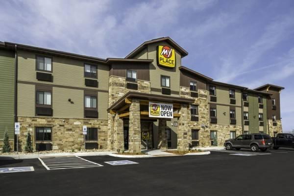 CO My Place Hotel - Loveland