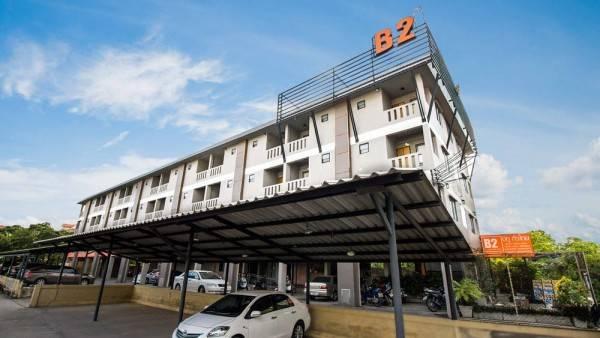 Hotel B2 Santitham Wat Jed Yod
