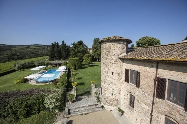 Hotel Castello di Gabbiano Agriturismo