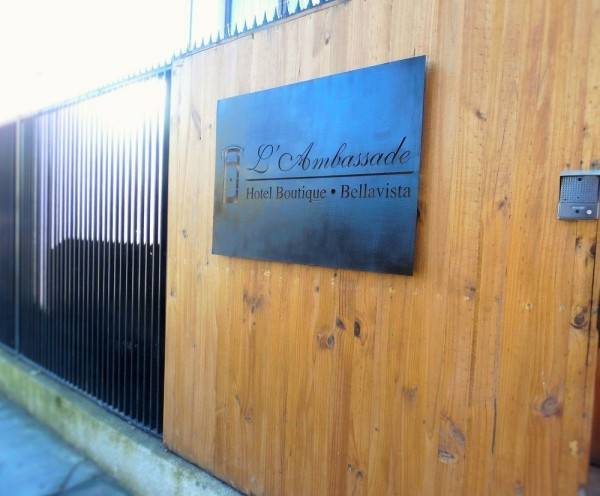 Hotel L'Ambassade Bellavista