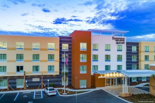 Fairfield Inn & Suites St Petersburg North
