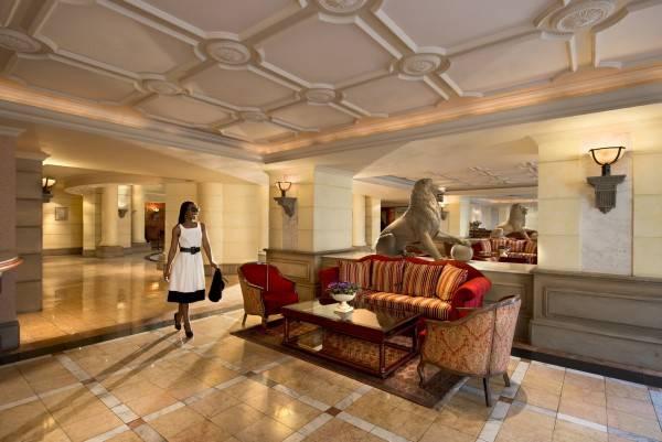 Hotel Bakubung Bush Lodge