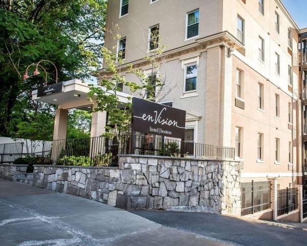 enVision Hotel Boston-Longwood Ascend Ho