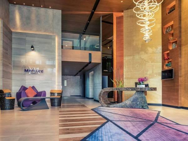 Hotel Mercure Bangkok Makkasan
