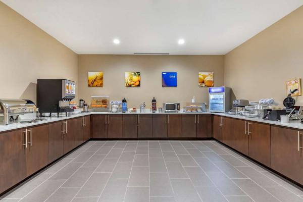 Hotel Comfort Suites San Antonio Ft Sam Housto