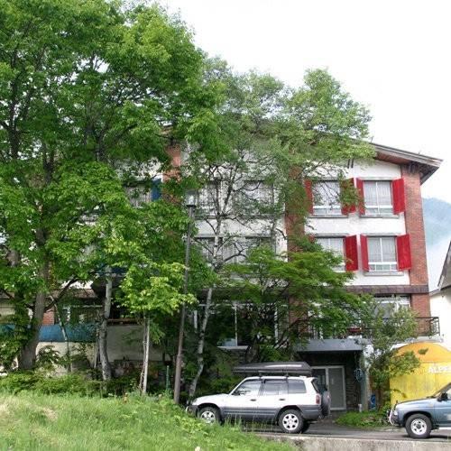 Hotel Villa Alpine