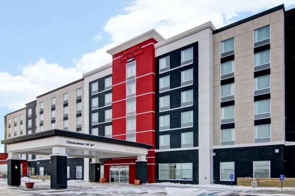 Hampton Inn - Suites by Hilton-Grande Prairie Alberta