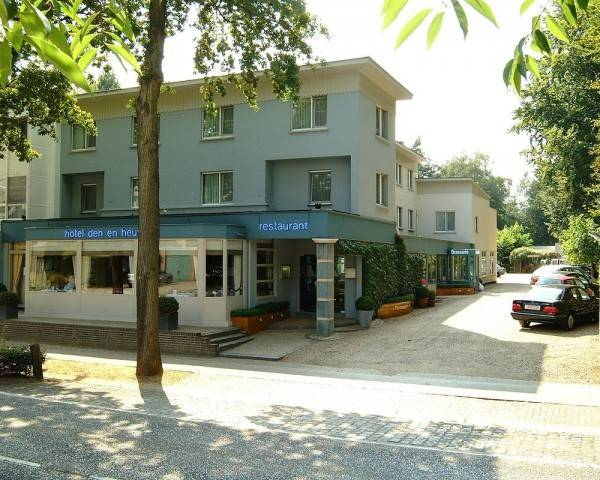 Hotel Den En Heuvel