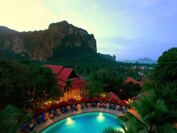 Hotel Vogue Resort & Spa Ao Nang