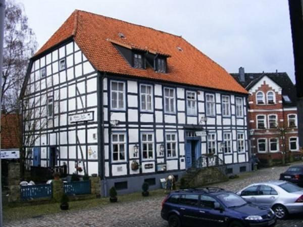 Hotel - Berggarten Garni