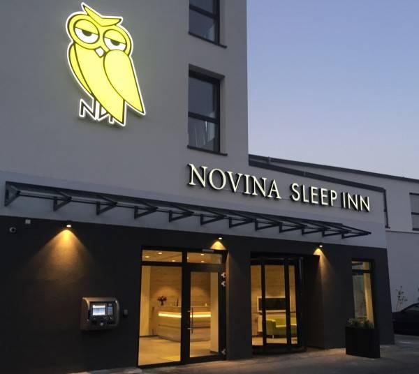 NOVINA Sleep Inn Herzogenaurach